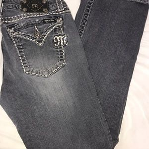 Miss Me Jeans Size 31 Easy Boot
